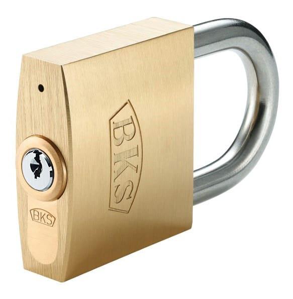 BKS Livius Hangschloss mit 3 Schlüssel