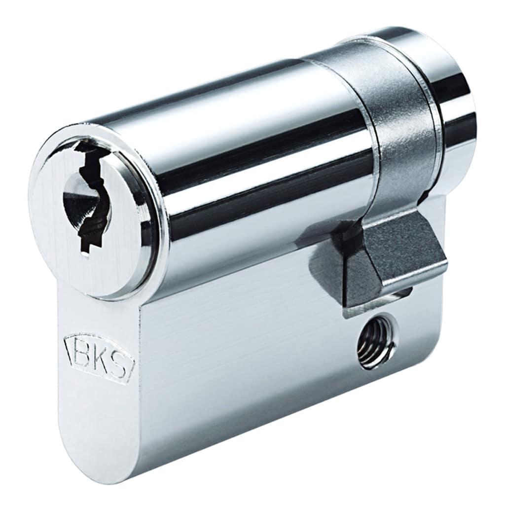 BKS Livius Halbzylinder mit 3 Schlüssel