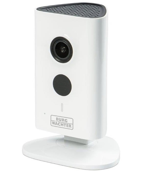 BURGcam WLAN Kamera mit Audio-Funktion SMART 2030