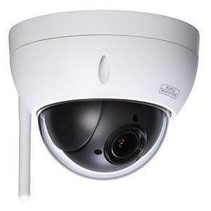 BURGcam WLAN Außenkamera mit Dreh-Schwenk-Zoom ZOOM 3060