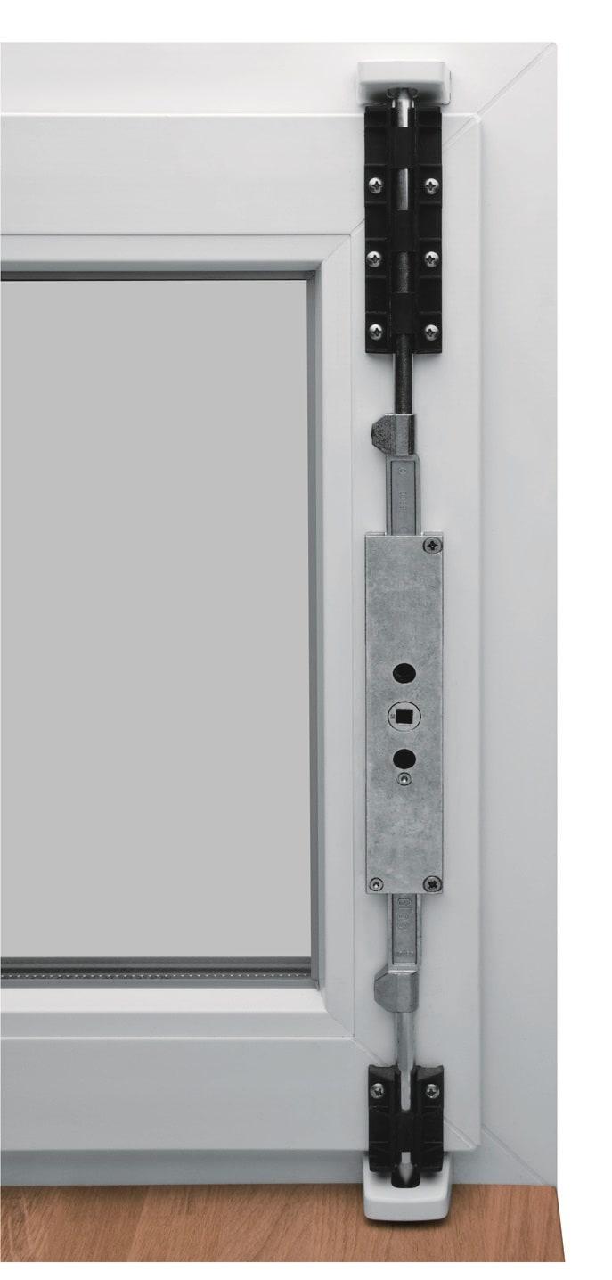 EVVA SVG Getriebe für Stangeverriegelung