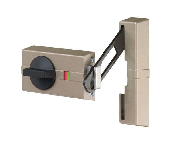 EVVA Zusatzschloss K9000 (für nach Innen öffnende Türen)