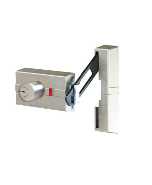 EVVA Zusatzschloss K9020 (für nach Innen öffnende Türen)