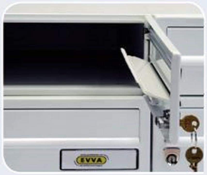 Hausbrieffachanlage Entnahmesicherung