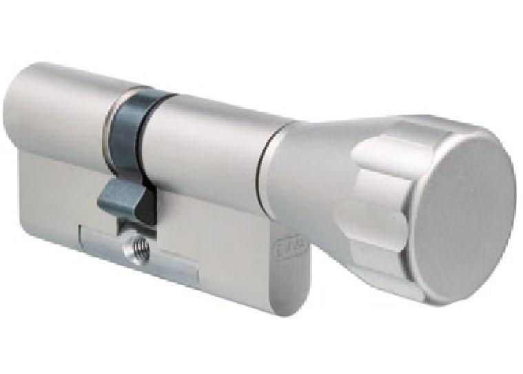 EVVA EPS Knaufzylinder mit 3 Schlüssel