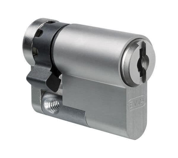 EVVA MCS Halbzylinder mit 3 Schlüssel