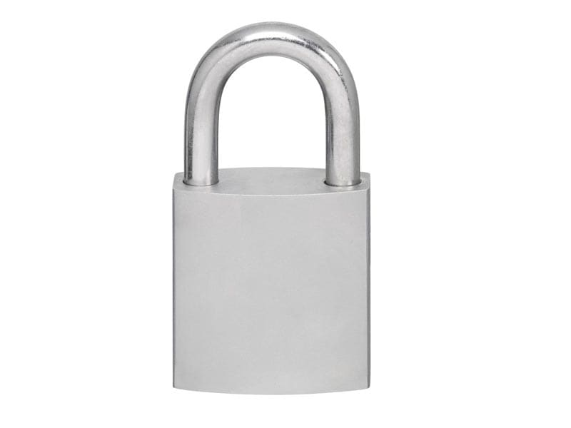 EVVA MCS Vorhangschloss HPM mit 2 Schlüssel