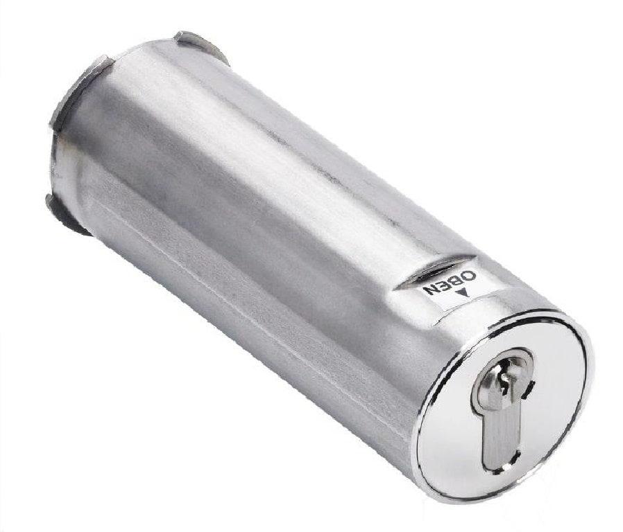 Rohrtresor + Schlüsselsafe für Profilzylinder