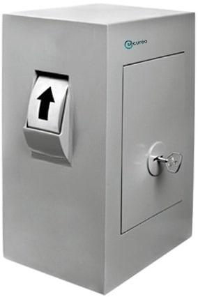 Secureo Schlüsseltresor Deposit KSB