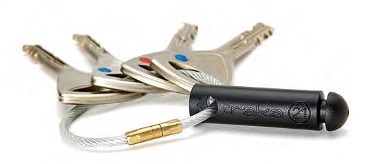 TRAKA21 Schlüsselplombe 21 Stück