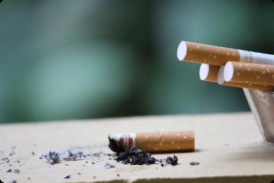 zigarettenreste