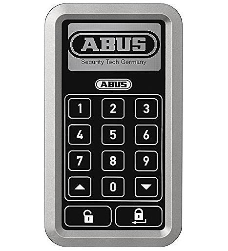 ABUS Funk-Tastatur HomeTec Pro CFT3000