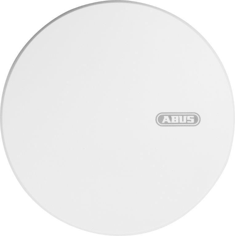 ABUS optischer Rauchwarnmelder mit Hitzewarnfunktion RWM250