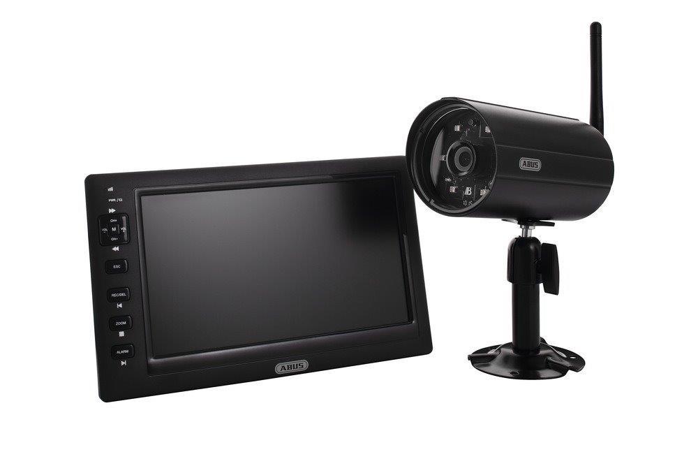 """ABUS Funk-Überwachungsset mit 7"""" Monitor TVAC14000A"""
