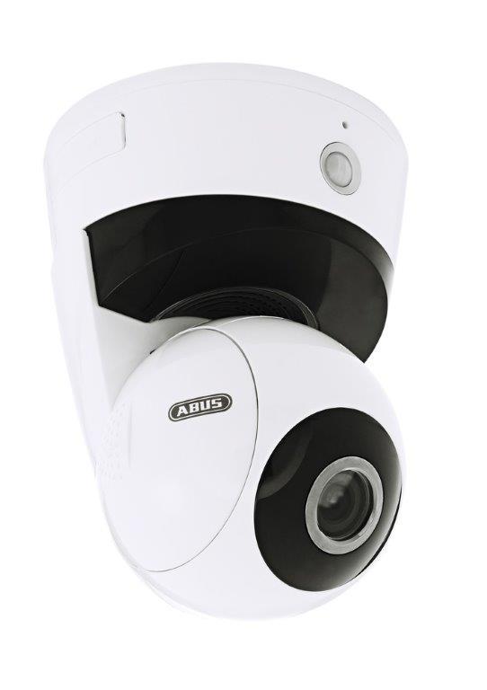 ABUS WLAN HD Schwenk-/Neige Innenkamera mit App TVIP21560