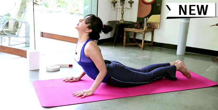 Yoga Cardio Workout