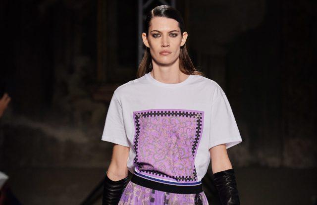 Показ Emilio Pucci на Неделе моды в Милане