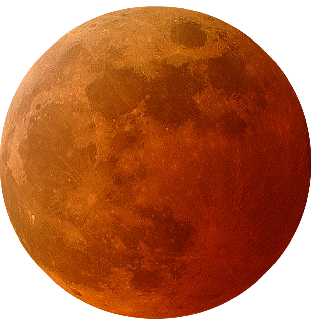 Blood Moon Digressingme