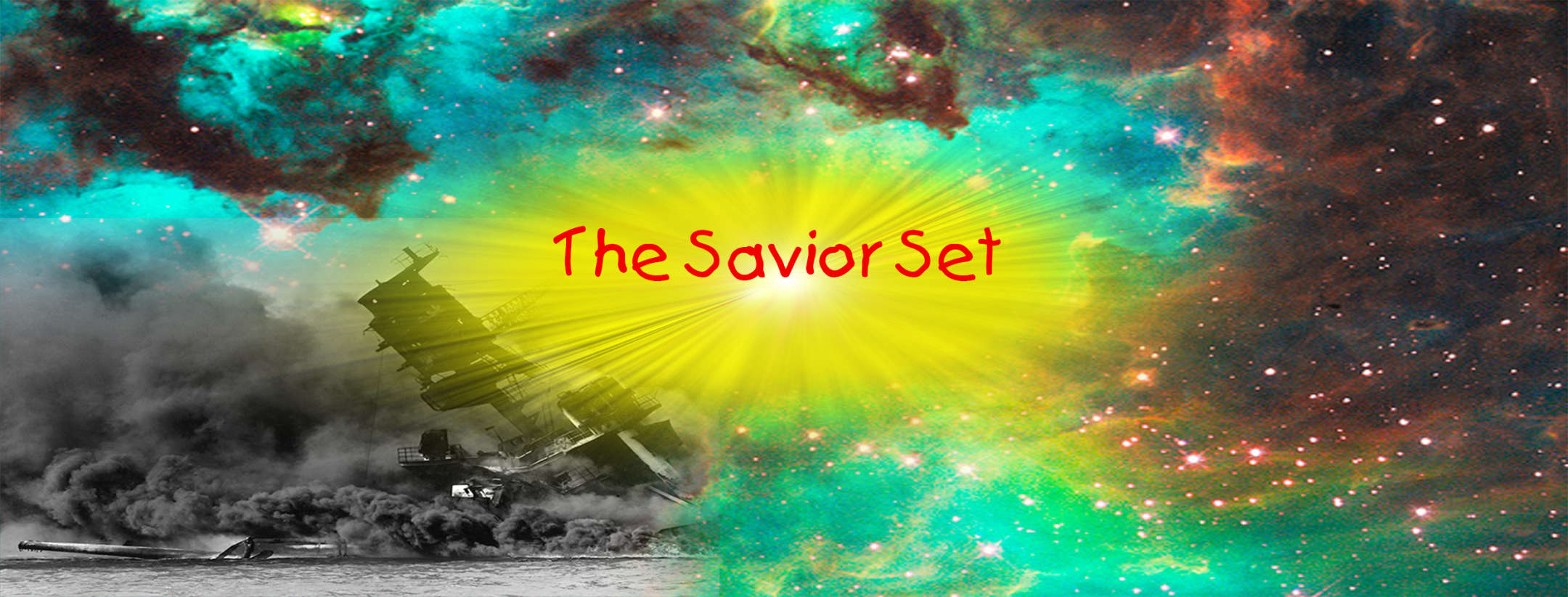 The Savior Set Cover Image