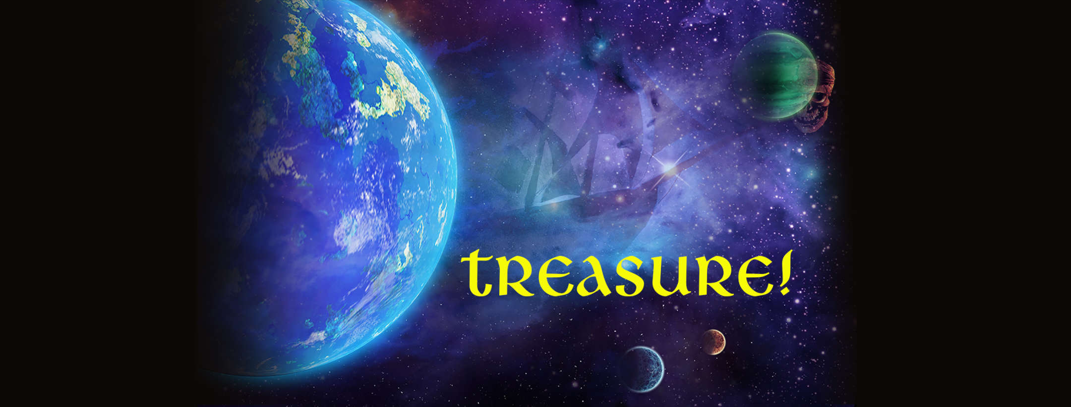 The Treasure Set Cover Image