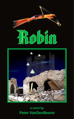 Robin (Front Cover)