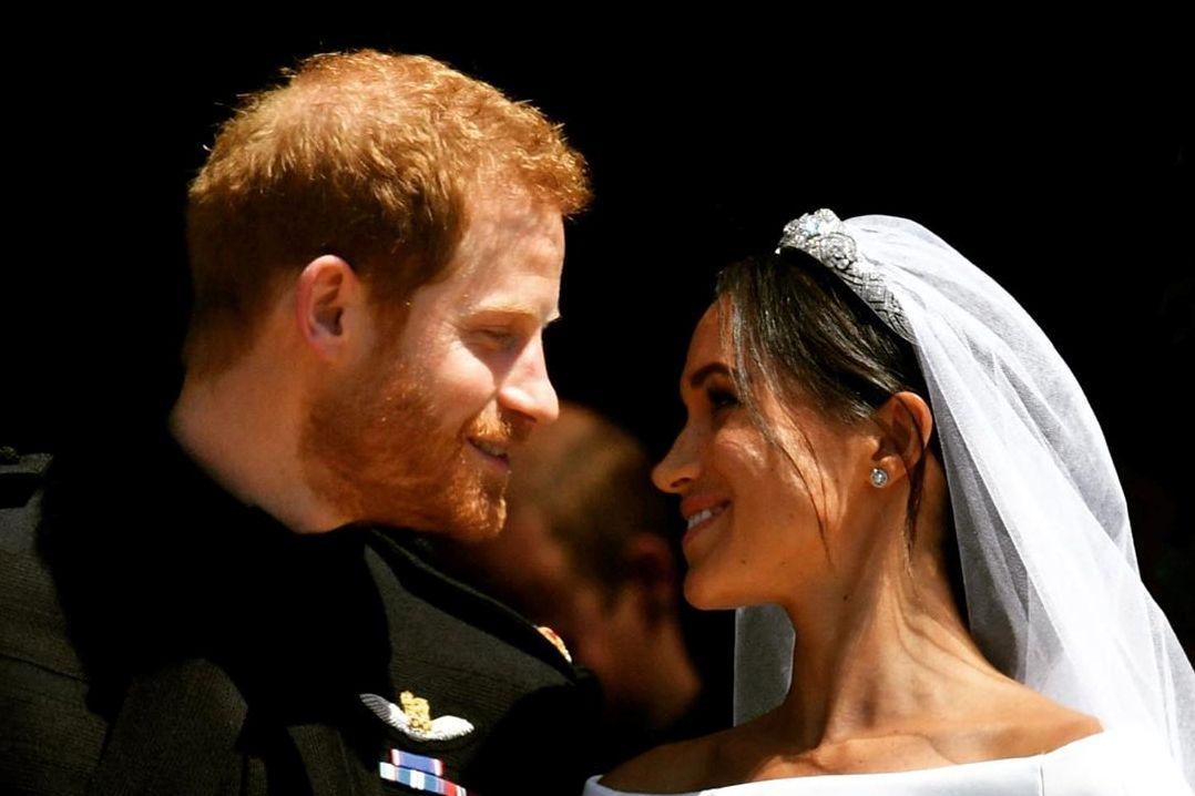 Меган Маркл и Гарри заново сыграют свадьбу