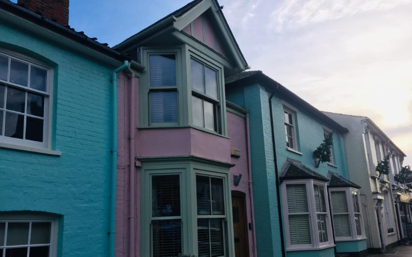 Aldeburgh, Suffolk, UK