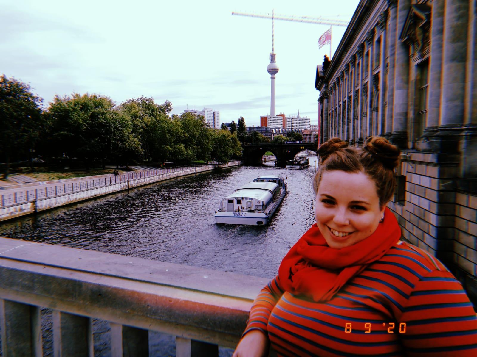 Monbijoubrücke Berlin