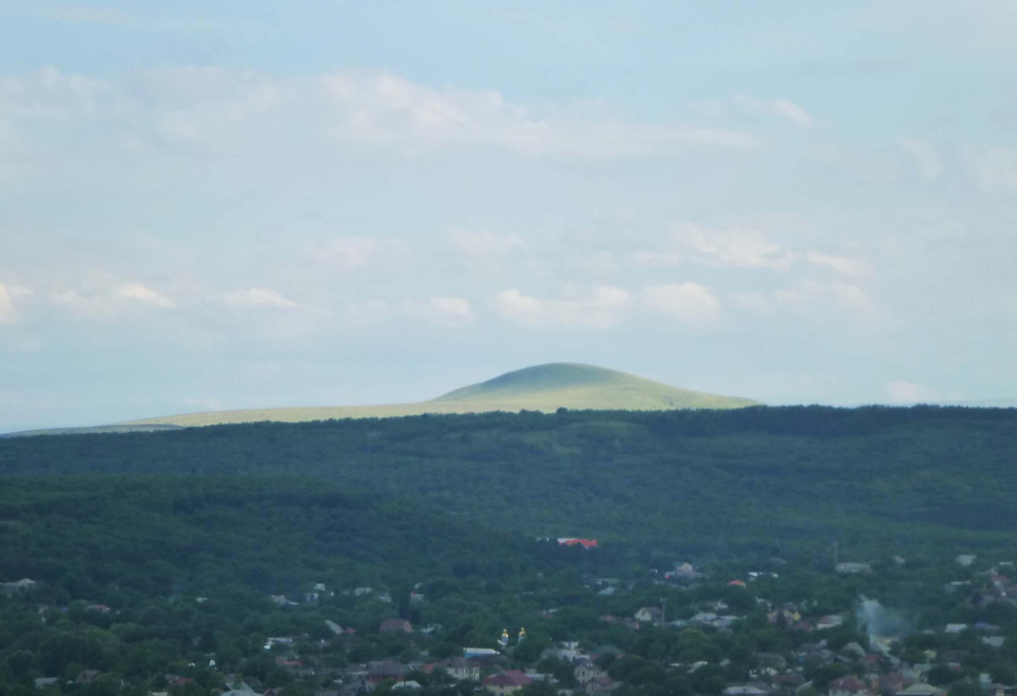 Гора Золотой курган