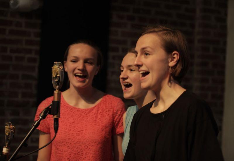 The Dan River Girls