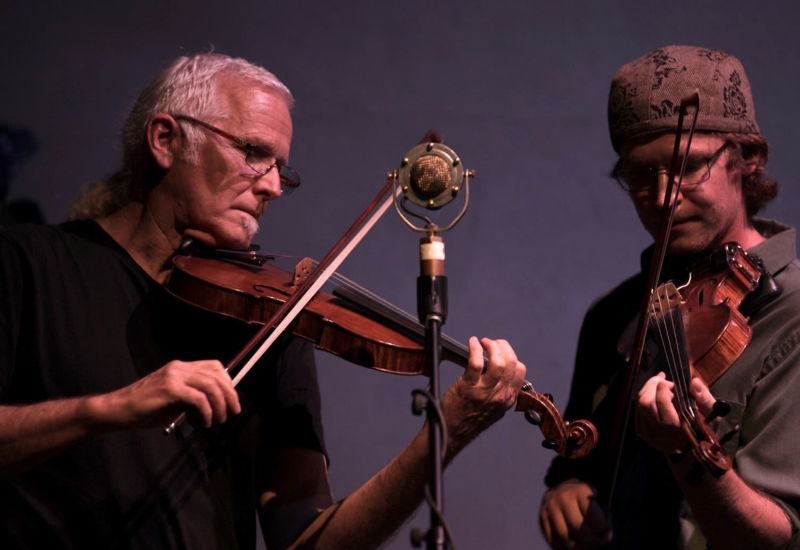 Joe Thrift & Russell McCumber