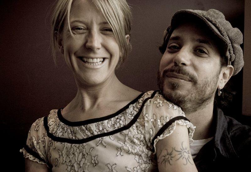 Carrie Elkin & Danny Schmidt