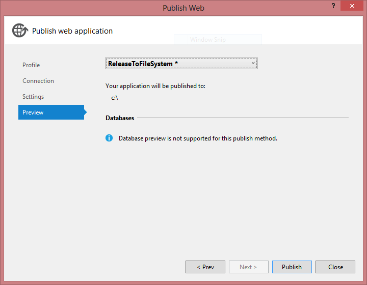 Include  pdb files in Web Application Publish for Release