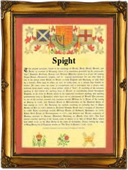 Surname Scroll