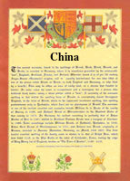 Surname Database: China Last Name Origin