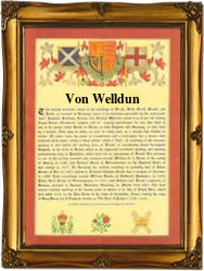 Surname Database: Von Welldun Last Name Origin