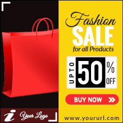 Fashion Ad Banner