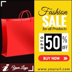 Fashion Ad Banner