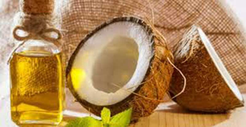 Coconut Oil to get rid of dandruff