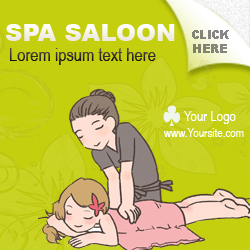 Spa Ad Banner