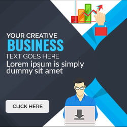 company ad banners for google ad campaign
