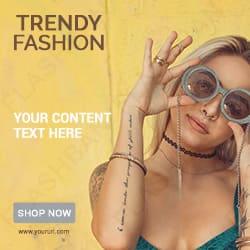 Fashion Sale Ad Banner