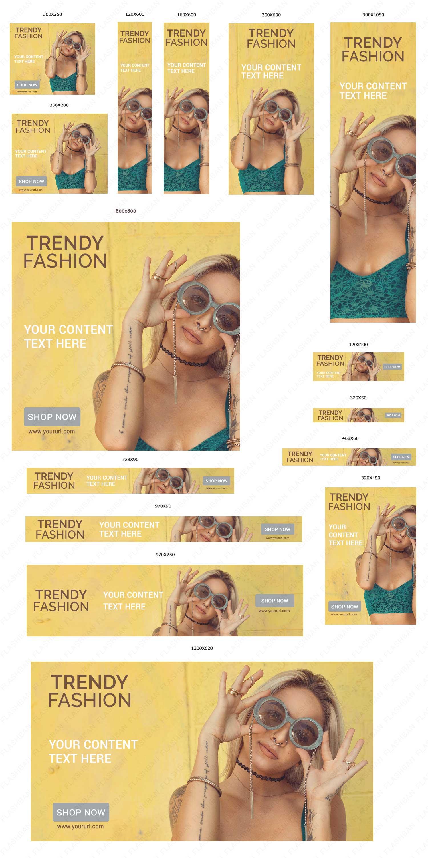 Fashion Sales Ad Banner