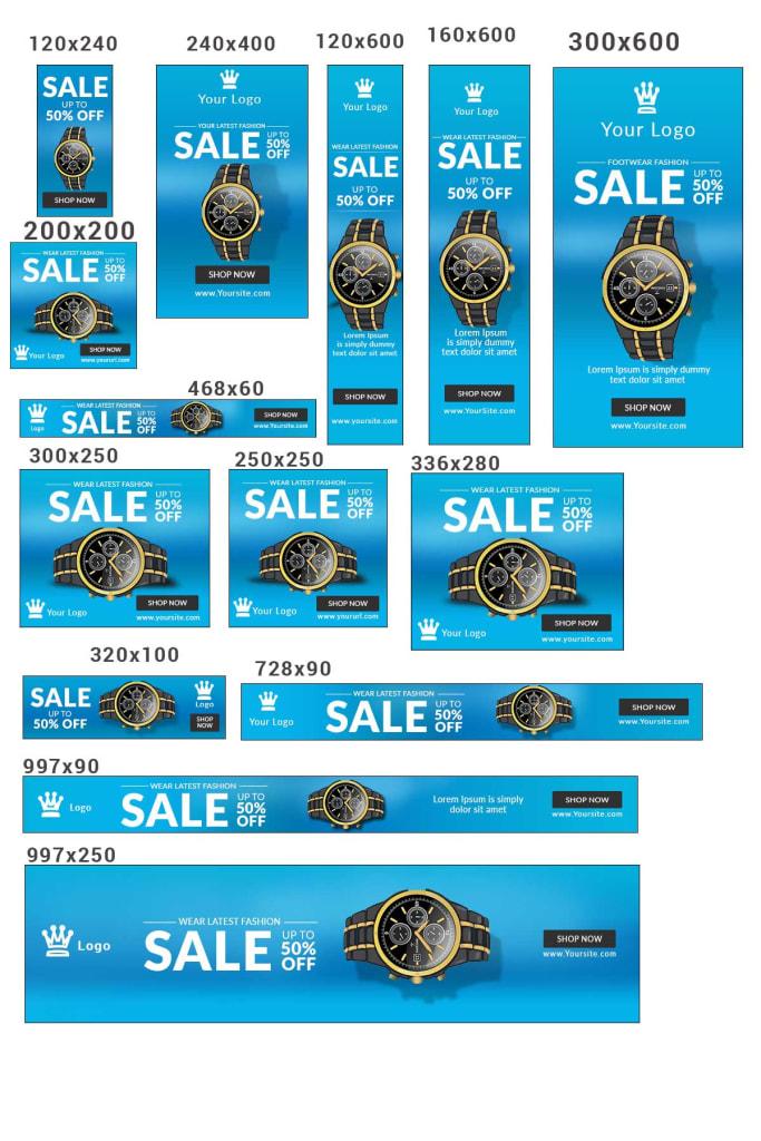 watch sale banner