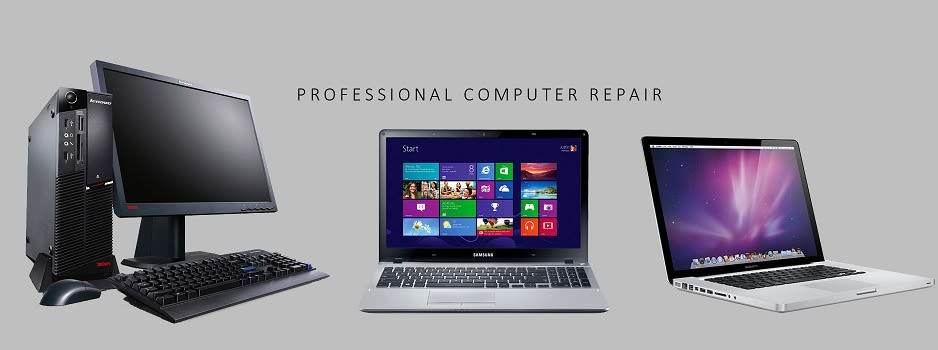 Laptops Mackbook Repair