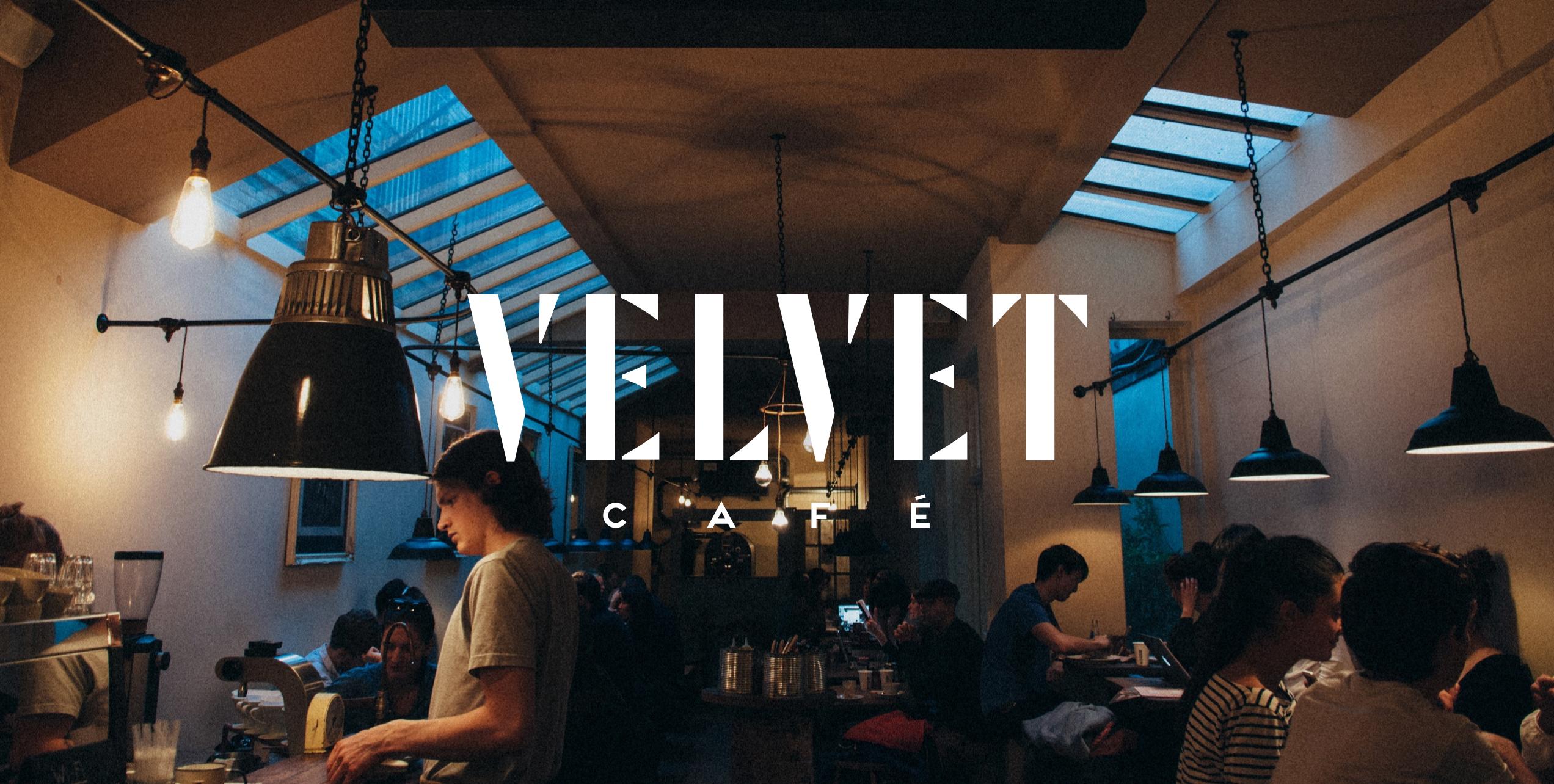 Velvet Café Logo