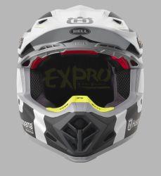 Gambar Moto 9 railed helmet