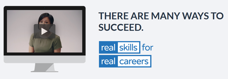 www.myskills.gov.au video about starting your career