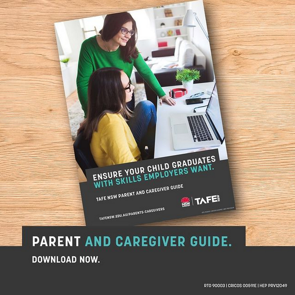 TAFE parent guide