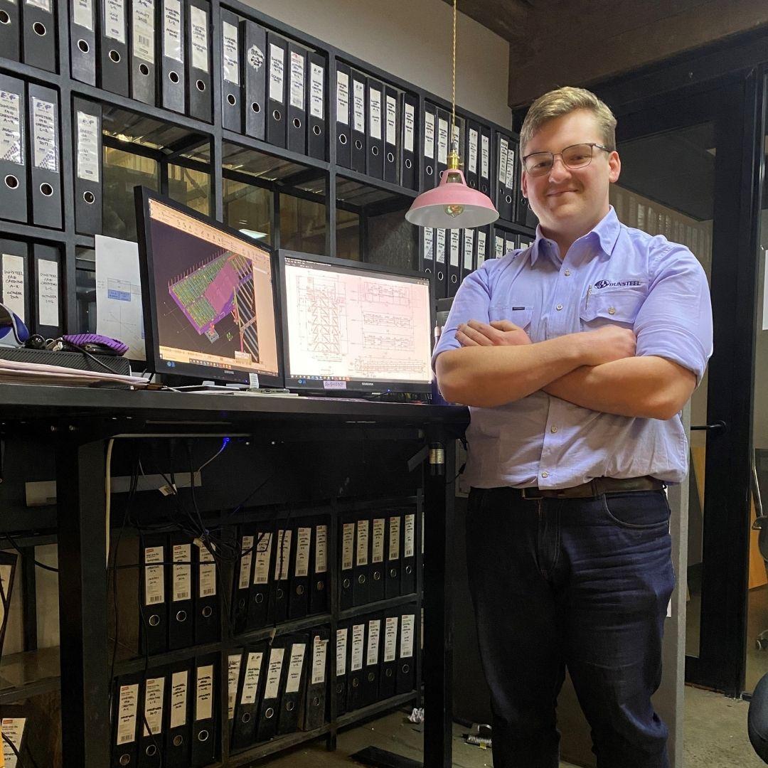 Riley Amos Dunsteel Engineering estimator